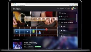 Apprendre la guitare en ligne avec coachguitar guitweb - Apprendre la guitare seul mi guitar ...