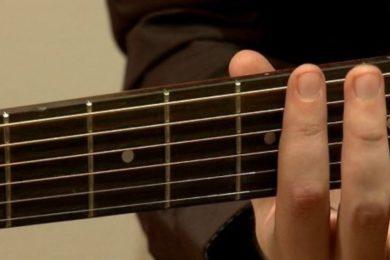 Accorder guitare